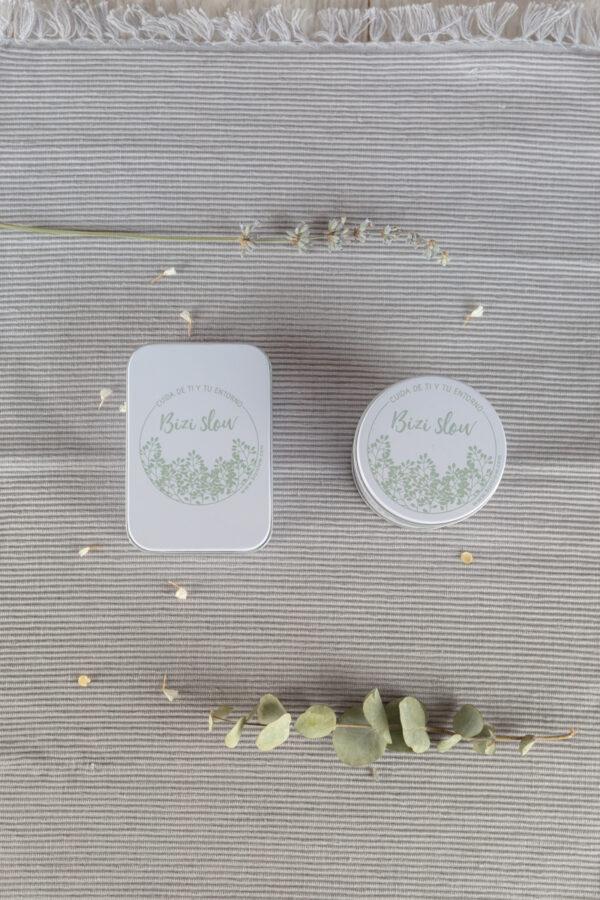 caja metalica jabonera con tapa