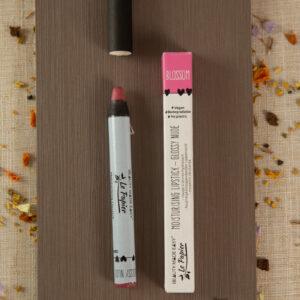 Pinta labios blossom Le Papier Matte Liptick Migthy Matte