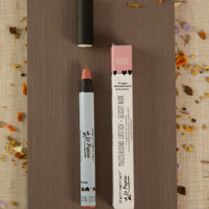 Pinta labios blush Le Papier Matte Liptick Migthy Matte