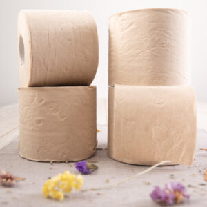 Rollos papel higiénico ecológico
