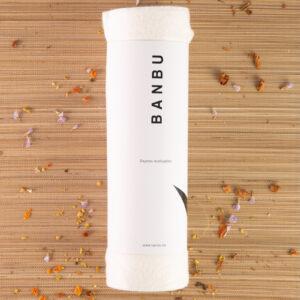 Bayetas reutilizables de bambú marca Banbu