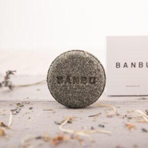Champú sólido cuero cabelludo graso de Banbu