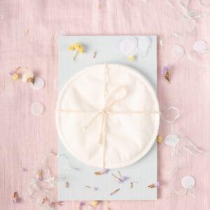 Toallitas limpiadoras para bebé en tela algodón