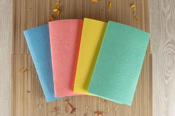 bayeta absorvente de cocina