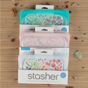 bolsa reutilizable silicona stasher 293 ml