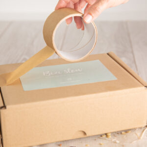 cinta craft ecologica embalaje