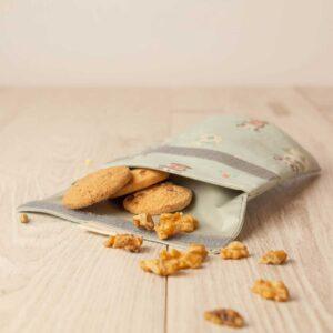 bolsa porta alimentos reutilizable bizi slow