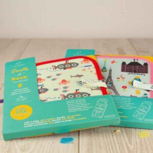 libros pizarra reutilizables jaq jaq bird